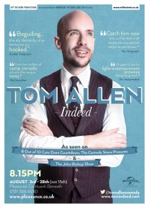 Tom Allen - Indeed